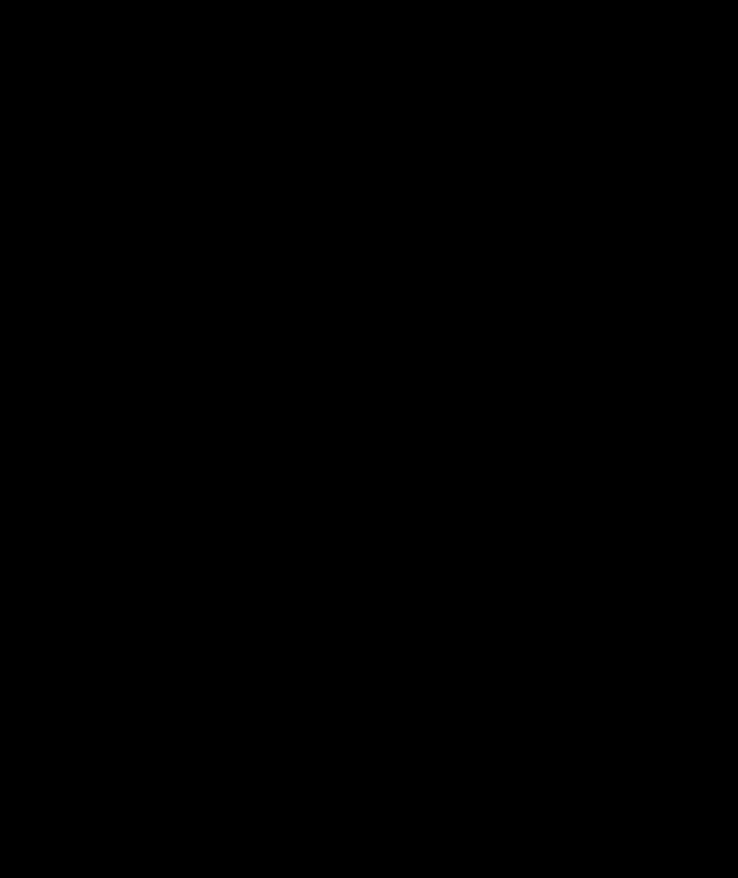 Desenho monocromático de um Buda magro meditando
