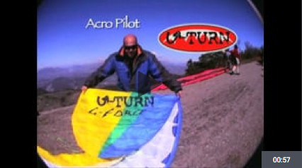 Captura de tela de um vídeo de Fabio Fava