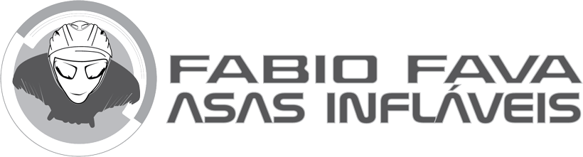 Logomarca Fabio Fava | Asas Infláveis